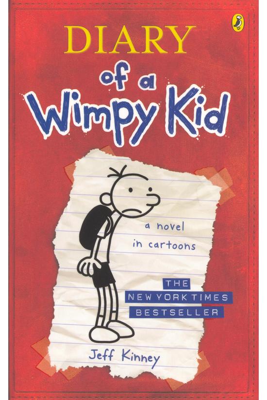 Diary Of A Wimpy Kid #01: Diar...