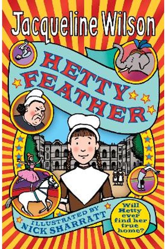 Hetty Feather #01: Hetty Feath...
