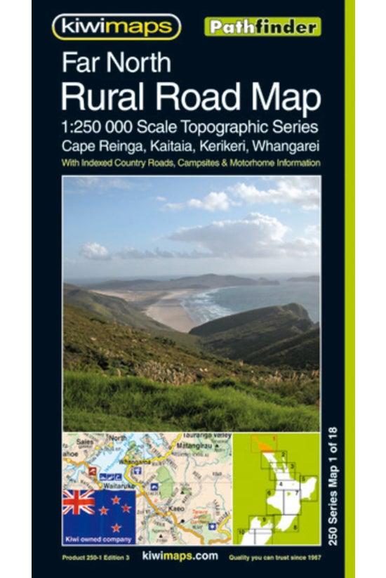 Far North Rural Roads Topograp...