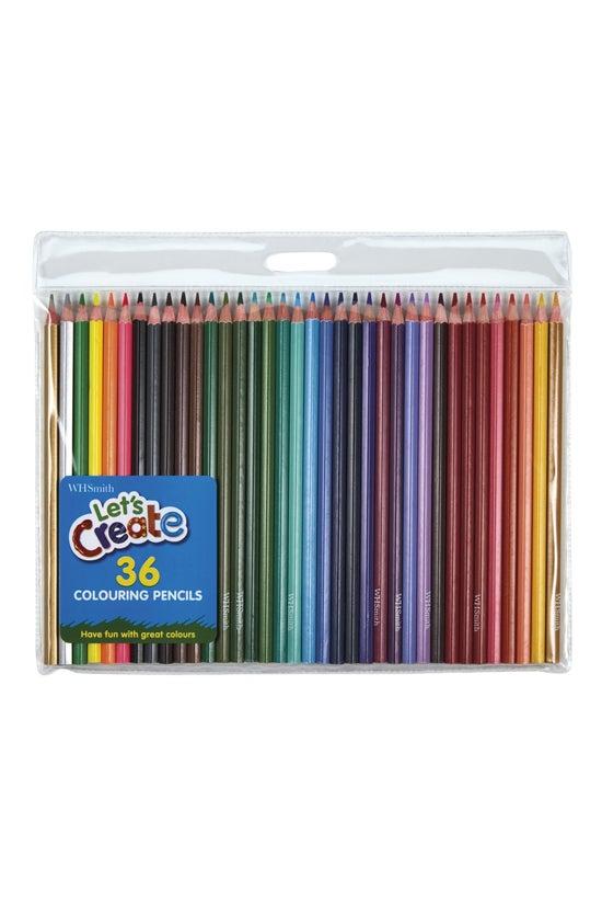 Whsmith Classic Colouring Penc...