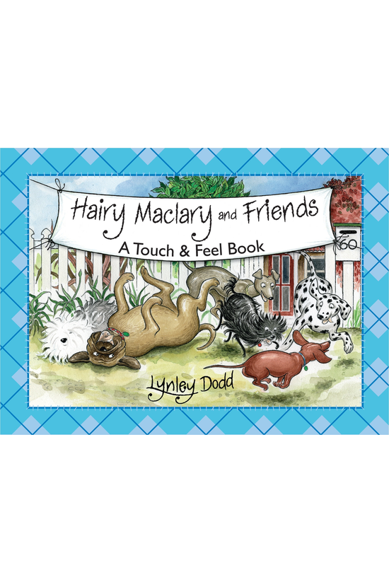 Hairy Maclary And Friends: A T...