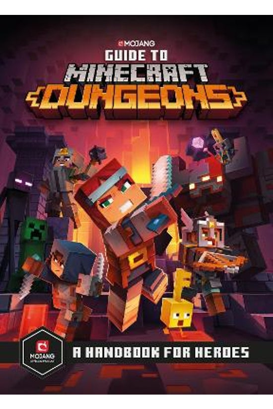Guide To Minecraft Dungeons