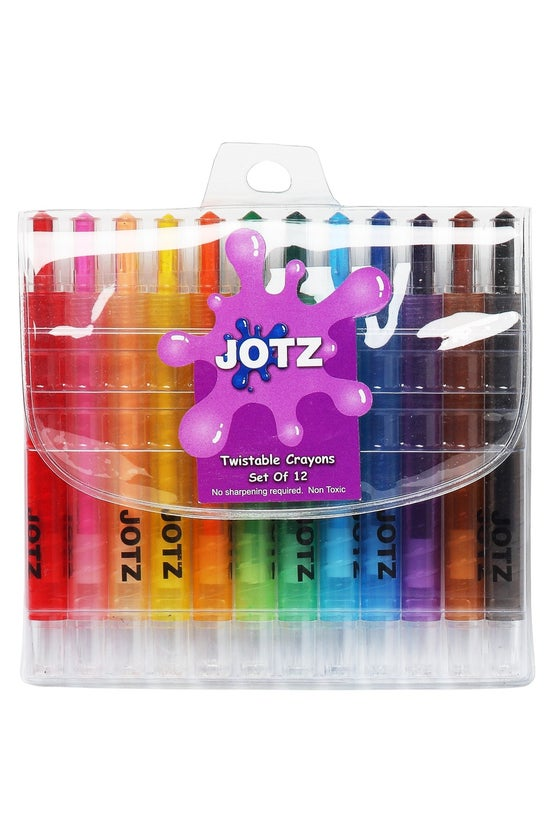 Jotz Twistable Crayons Pack Of...