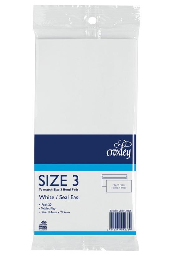 Croxley Envelope Bond Seal Eas...