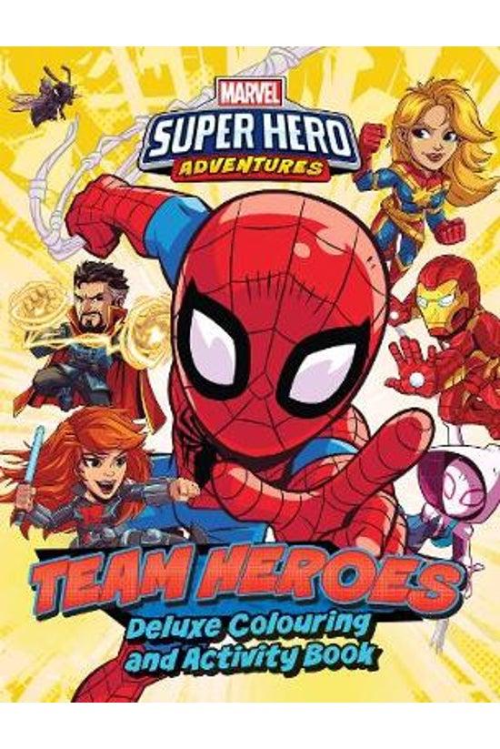 Marvel Superhero Adventures: T...