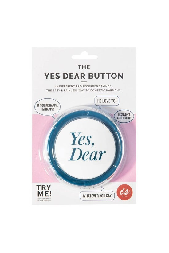 The Yes, Dear! Button