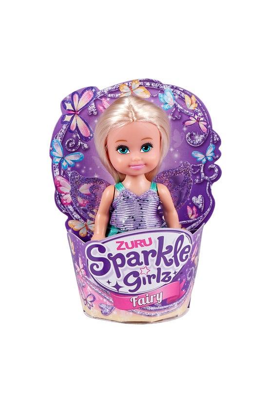 Sparkle Girlz Cupcake Fairy Do...