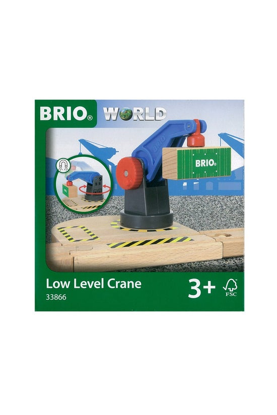 Brio World: Low Level Crane