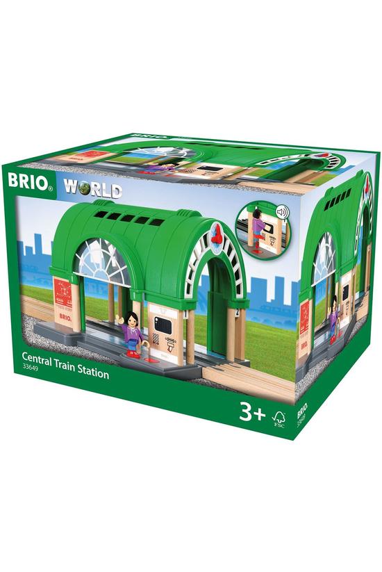 Brio World: Central Train Stat...