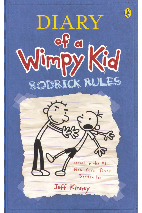 Diary Of A Wimpy Kid #02: Rodr...