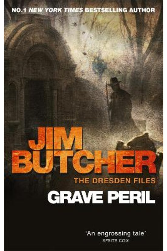 The Dresden Files #03: Grave P...