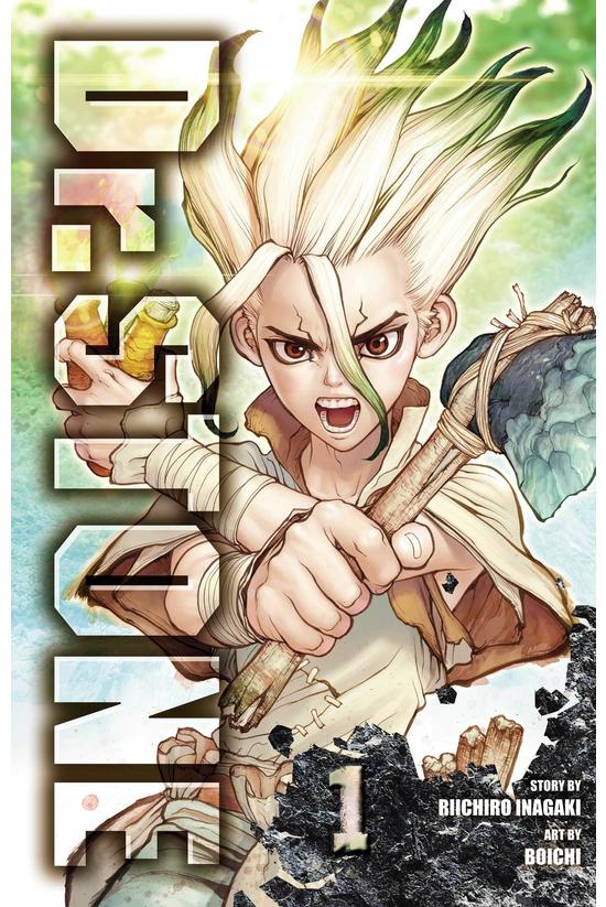 Dr Stone #01