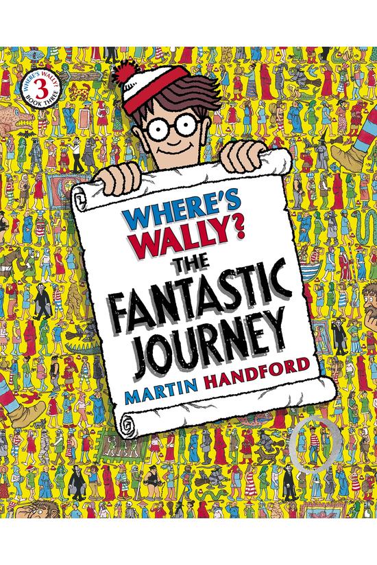Where's Wally? #03: The Fantas...