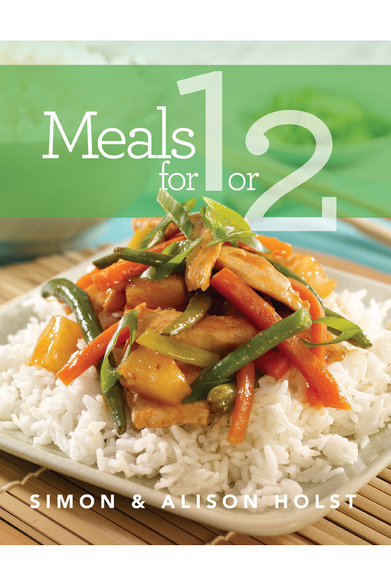 Meals For 1 Or 2