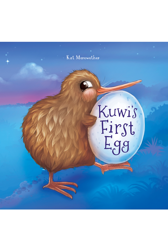 Kuwis First Egg