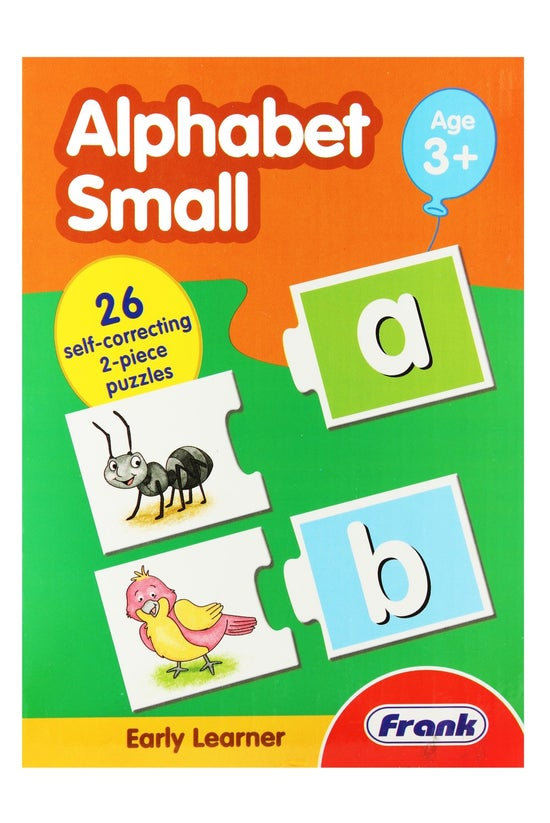 Frank Alphabet Small Puzzle Pa...