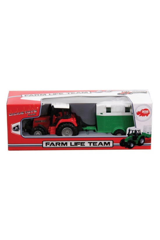 Dickie Toys: Farm Life Team As...