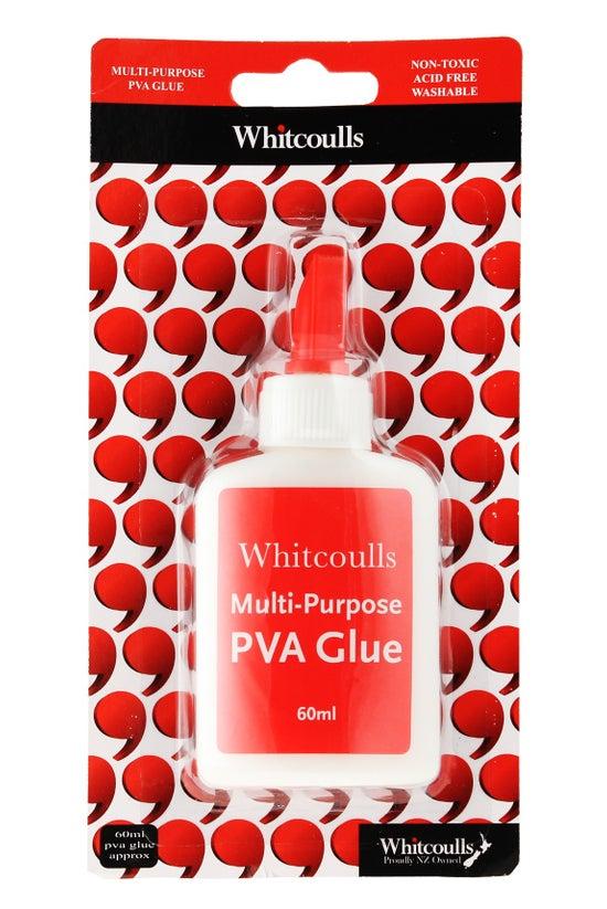 Whitcoulls White Glue 60ml
