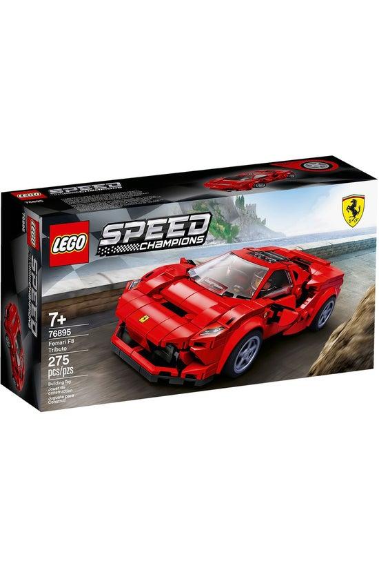 Lego Speed Champions: Ferrari ...