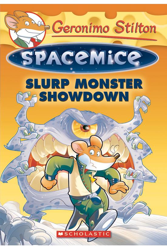 Geronimo Stilton: Spacemice #0...