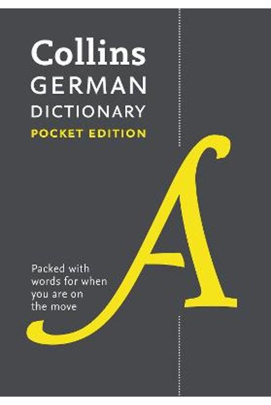 Collins German Pocket Dictiona...