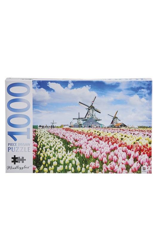 Mindbogglers: Dutch Windmills,...