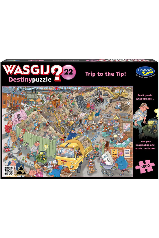 Wasgij Destiny #22: Trip To Th...