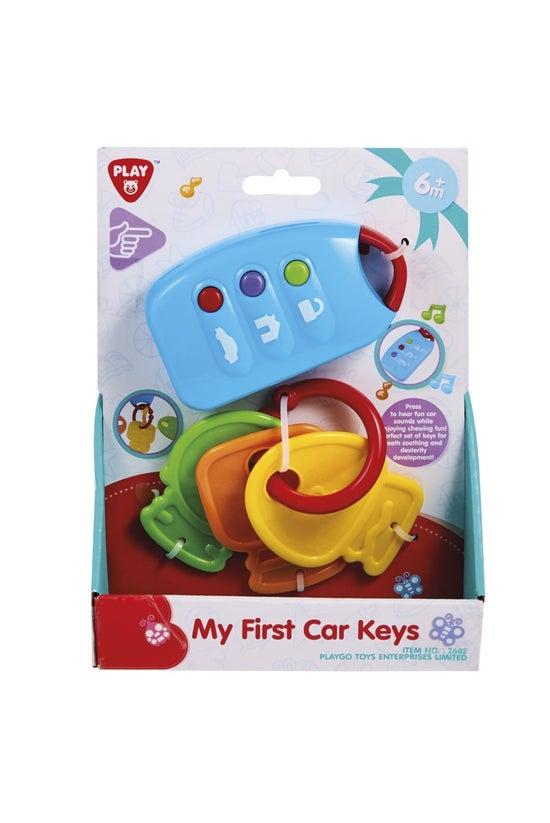 My Play First Car Keys