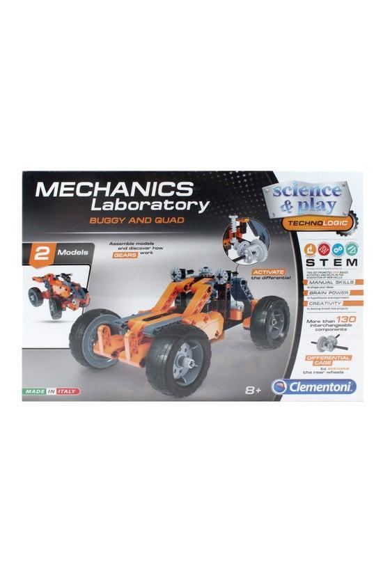 Mechanics Laboratory Buggy &am...