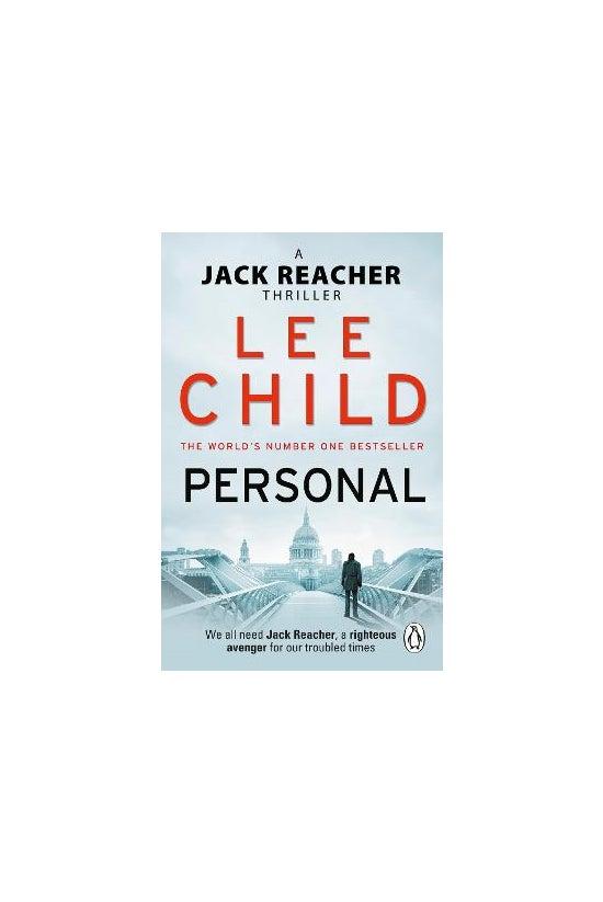 Jack Reacher #19: Personal