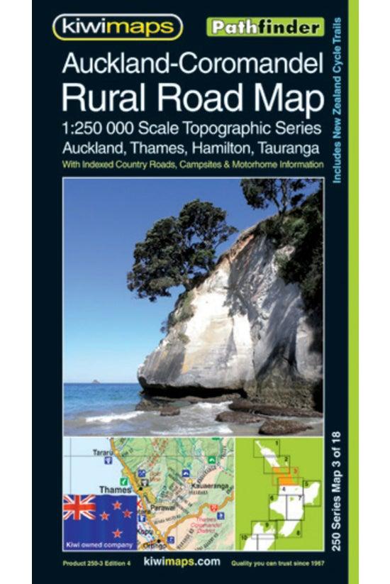 Auckland-coromandel Rural Road...