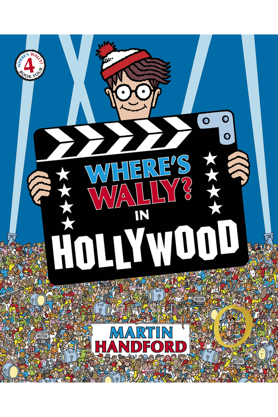 Where's Wally? #04: In Hollywo...