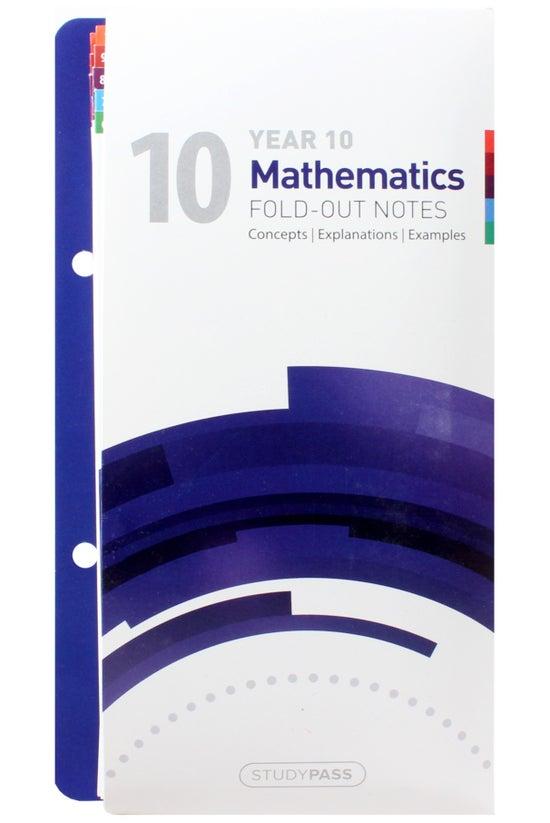 Studypass Year 10 Mathematics ...