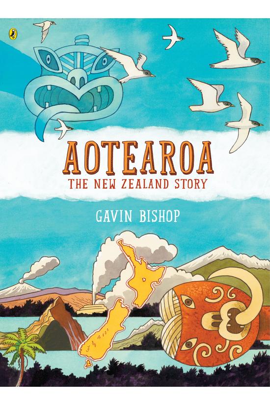 Aotearoa: The New Zealand Stor...