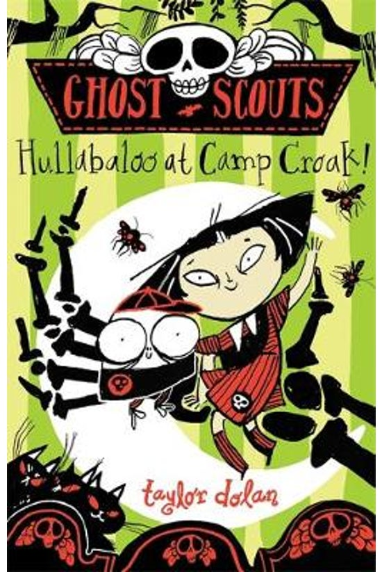 Ghost Scouts #02: Hullabaloo A...