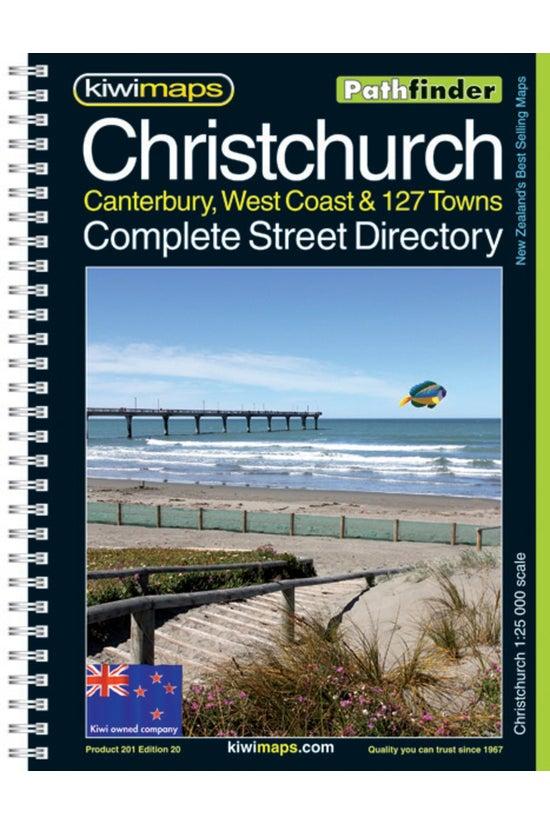 Christchurch & 127 Towns A...