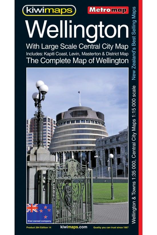 Wellington Complete Metromap 2...