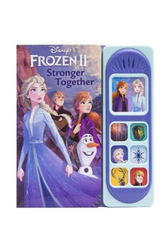 Frozen 2: Little Sound Book
