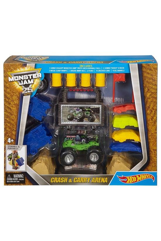 Hot Wheels Monster Jam Truck A...