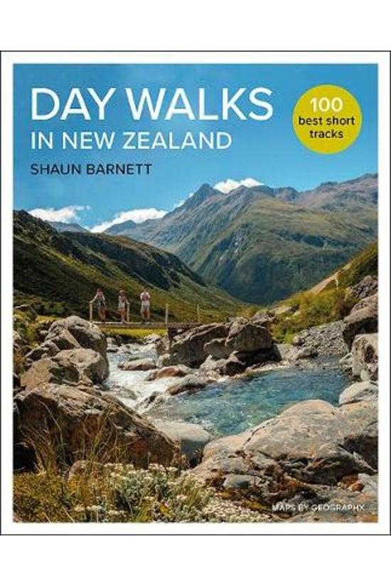 Day Walks In New Zealand
