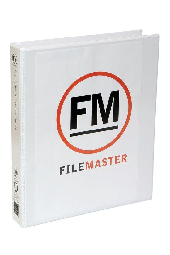 Fm Overlay Ringbinder A4 3/26 ...