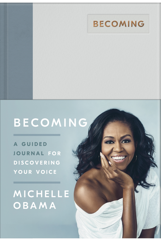 Becoming: A Guided Journal For...