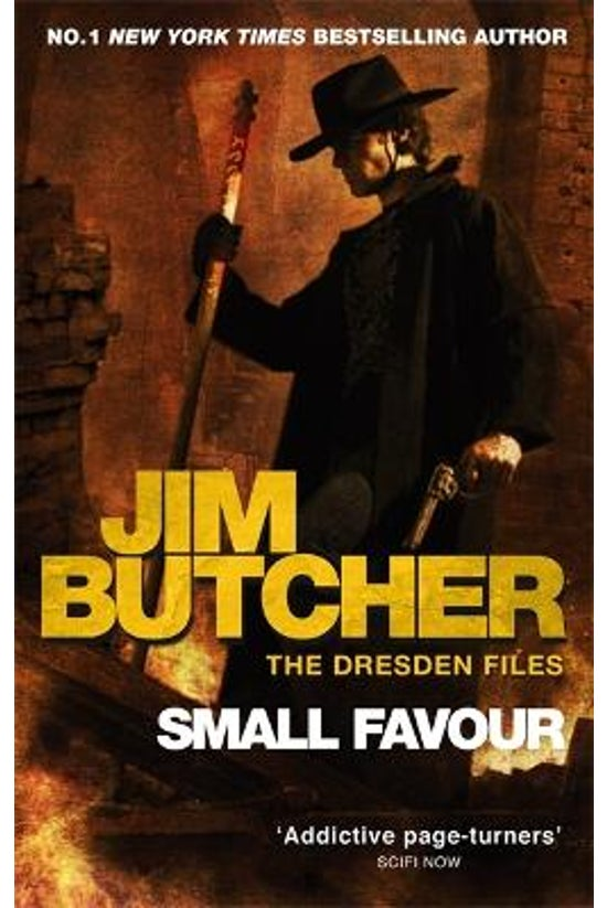 The Dresden Files #10: Small F...