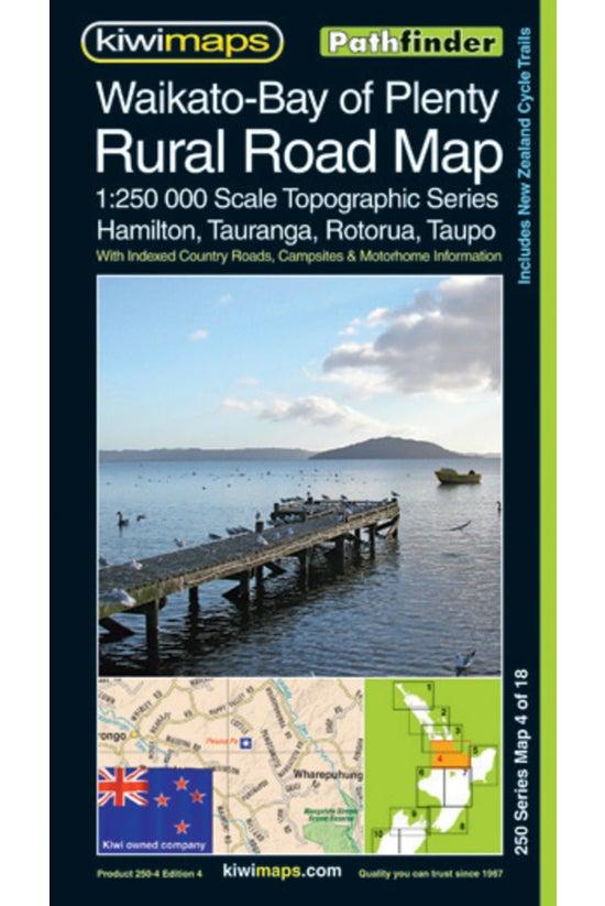 Waikato-bay Of Plenty Rural Ro...