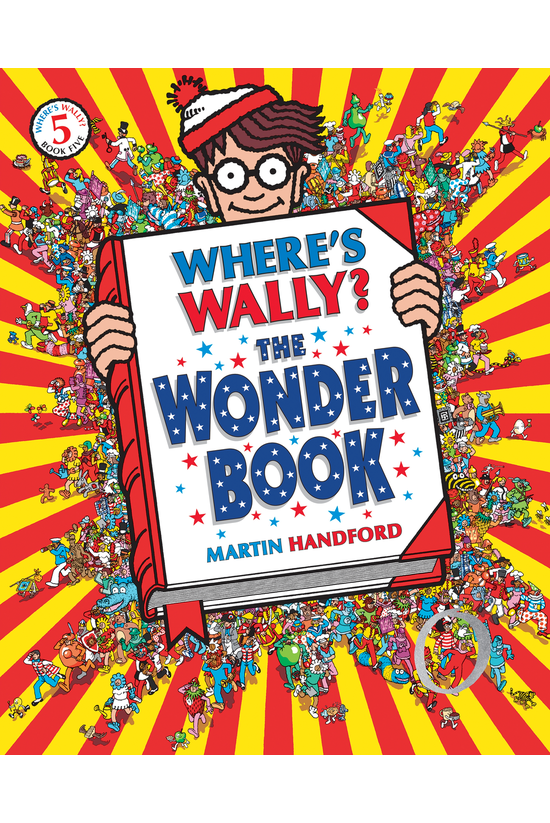 Where's Wally? #05: The Wonder...