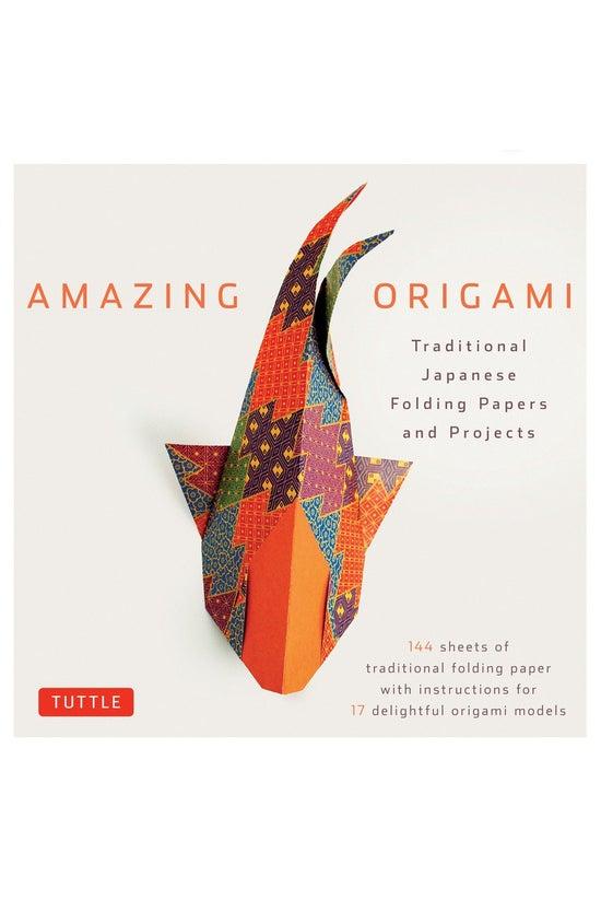 Tuttle Amazing Origami