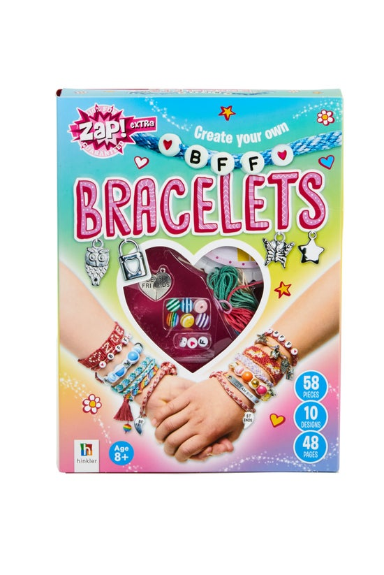 Zap! Extra: Bff Bracelets