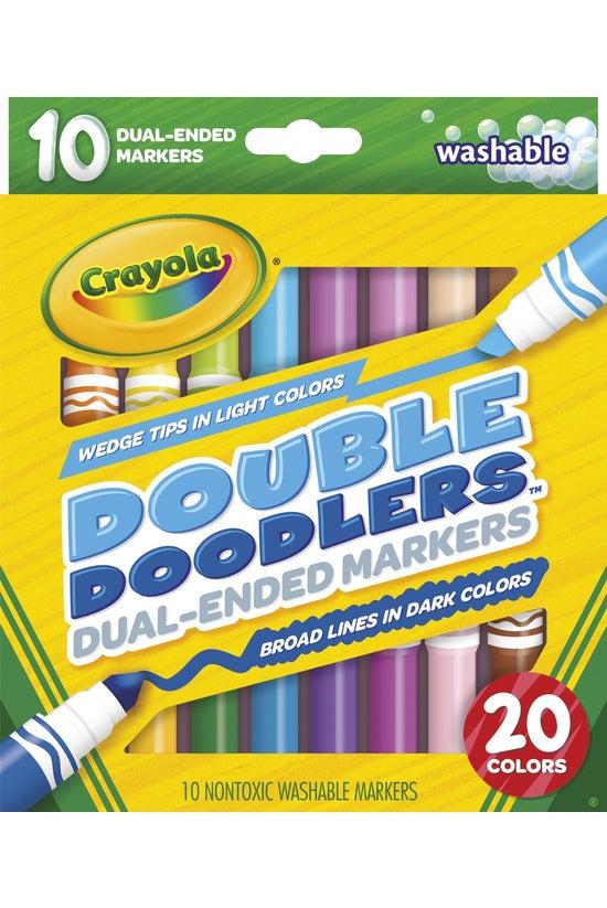 Crayola Markers Double Doodler...
