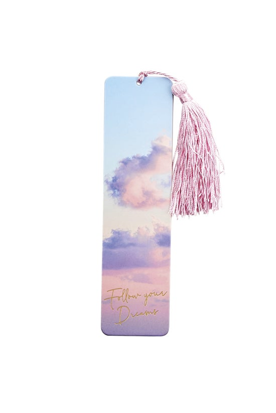 Noted Bookmark With Tassel Clo...