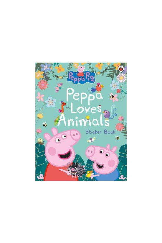 Peppa Pig: Peppa Loves Animals